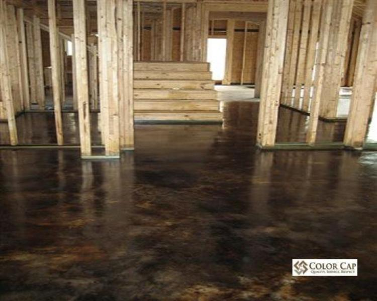 Incredible Interior Stained Concrete Floors Colors 750 x 600 · 54 kB · jpeg